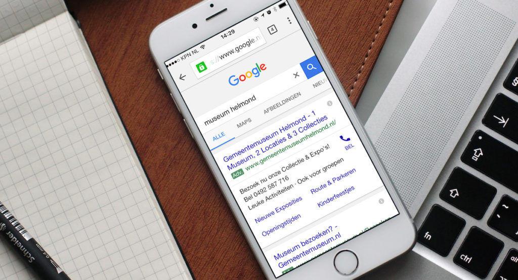 sea google grants mobiel