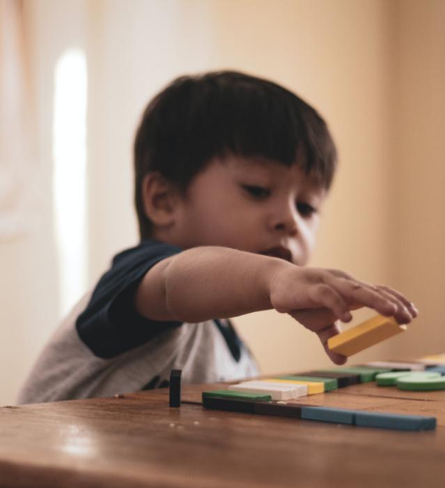 senso care kind spelen