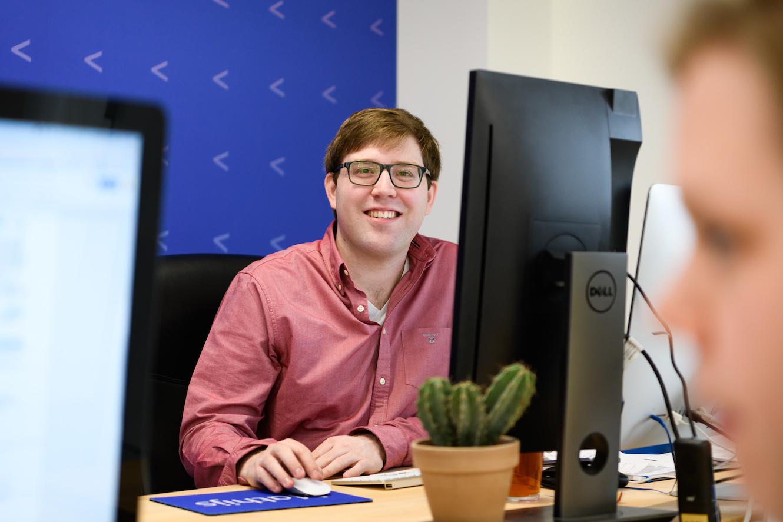 Amazon Specialist Mathijs