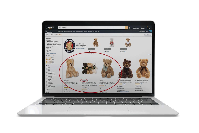 amazon specialist productadvertising