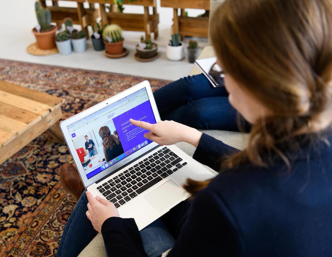 digitaal toegankelijk sanne laptop