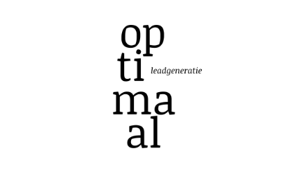 optimaal leadgeneratie logo